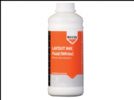 Rocol Layout Ink Fluid-white 1 Litre